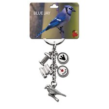 Blue Jay V3 Key Chain