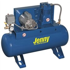 <strong>Jenny Products Inc</strong> 17 Gallon 1/2 HP Single Stage Electric Stationary Air Compressor