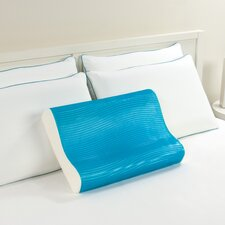 Wave Contour Bed Pillow