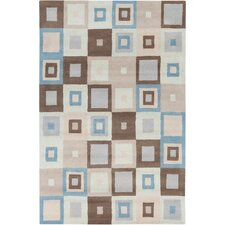 <strong>Filament  LLC</strong> Cinzia Mix Geometric Rug