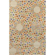 Cinzia Cream Area Rug