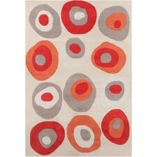 Cinzia Grey Area Rug