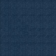 "Ribbed 18"" x 18"" Carpet Tile in Blue"
