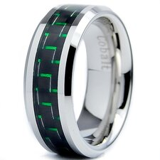 Men's Chrome Cobalt Wedding Band