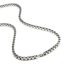 <strong>Bonndorf Laboratories</strong> Stainless Steel Box Chain Necklace