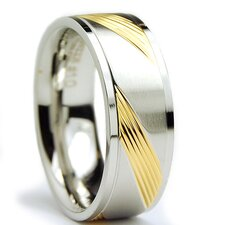 Stainless Steel Comfort Fit Comfort Fit Wedding Band