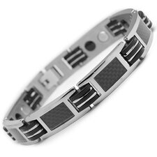<strong>Bonndorf Laboratories</strong> Men's Magnet Titanium Bracelet