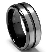 Titanium Comfort Fit Wedding Band