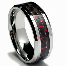 Men's Tungsten Comfort Fit Band