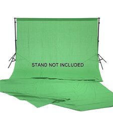 Chromakey Green Screen Muslin Photography / Video