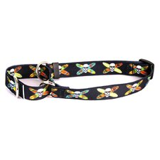 <strong>Yellow Dog Design</strong> Longboard Skulls Martingale Collar