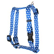 Polka Dot Roman Harness