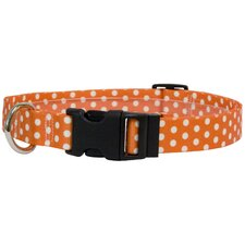 Polka Dot Standard Collar
