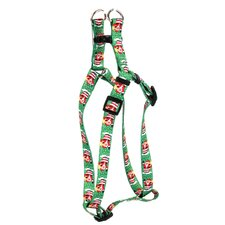 Santa Claus Step-in Dog Harness