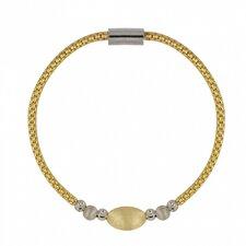 Magnetic Lock Link Bracelet