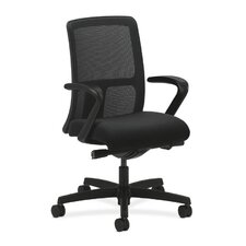 Ignition Low-Back Mesh Task Chair with Arms