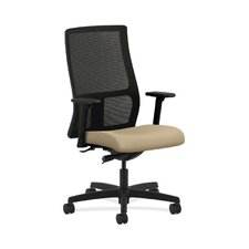 Ignition Mid-Back Mesh Task Chair with Arms