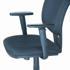 Height-Adjustable Chair Arms