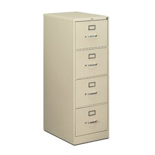 <strong>HON</strong> 510 Series Four-Drawer Vertical Legal Filing Cabinet