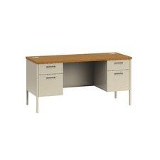 Metro Classic Series Kneespace Computer Desk