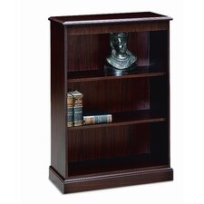 "94000 Series 50"" H Three Shelf Bookcase"