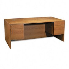 10500 Series Double Pedestal Desk