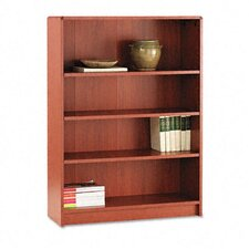 1890 Series Bookcase, 4 Shelves, 36W X 11-1/2D X 48-3/4H