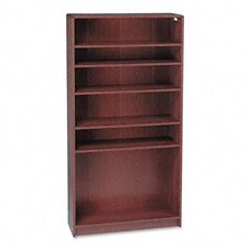 1890 Series Bookcase, 6 Shelves, 36W X 11-1/2D X 72-5/8H