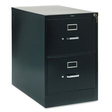210 Series Two-Drawer, Full-Suspension File, Legal, 28-1/2D