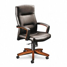 <strong>HON</strong> High-Back Executive Chair with Arms