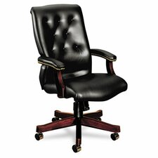 6540 Series Executive High-Back Swivel Office Chair