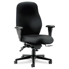 High-Back Executive/Task Chair with Arms