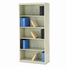 <strong>HON</strong> 600 Series Jumbo Open File, 5-Shelf