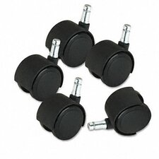 Master Caster Deluxe Casters (Set of 5)