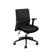 <strong>HON</strong> VL570 Series Mid - Back Chair with Arms