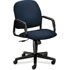 Solutions - 4000 Series Executive High-Back Pneumatic Swivel Office Chair
