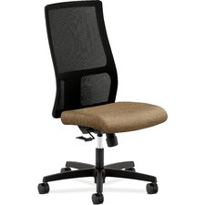 Ignition Work Mid-Back Pneumatic Swivel Office Chair
