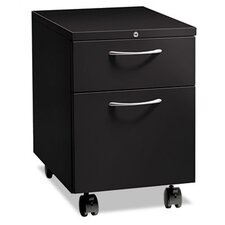 Mobile 2-Drawer Flagship Pedestal