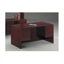 10500 Series Computer Desk with Double Pedestal