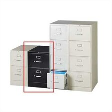 "H320 Series 29"" H Two-Drawer Legal Vertical File"