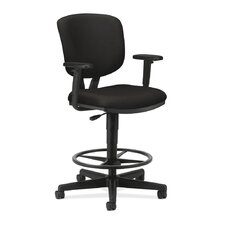 Volt 5700 Series Task Stool with Arms