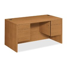 10500 Series Executive Desk with Drawers