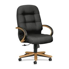 <strong>HON</strong> Pillow-Soft High-Back Executive  Chair