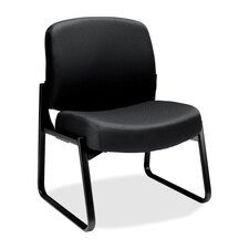 3500 Pyramid Sled Base Guest Armless Chair