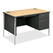 Mentor Series Single Pedestal Desk
