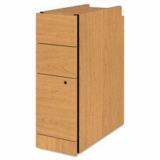Narrow Pedestal Cabinet