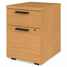 2-Drawer Box/File Mobile Pedestal