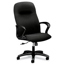 <strong>HON</strong> Executive High-Back Swivel/Tilt Chair