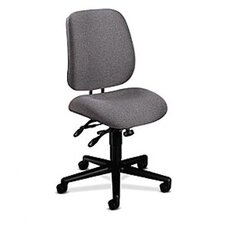 <strong>HON</strong> Mid-Back Swivel / Tilt Task Chair
