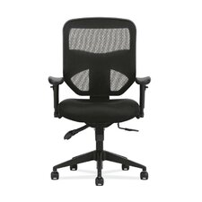 Basyx VL530 Series Mesh High-Back Task Chair